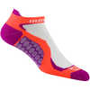 Ironman Run Fit Low Socks Hot Magenta