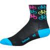Aireator Cool Bikes Socks Black/Blue
