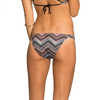 Culotte de bikini Harlow Loop Tab Side Noir