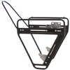 FPR-1 Slider Front Pannier Rack Black