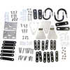FPR-1P Slider Front Pannier Rack Parts Kit