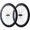 Black FiftyC 45mm Carbon Wheel Set(DT Swiss Hubs) Black