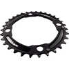 Turbine Chainring (104mm, Truvativ8/9 Speed) Black
