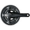 Sora FC-3503 Crankset (30/39/50) 9 Speed Black