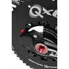 Pédalier 3D+ Power RD (110 x 5) Noir/Noir