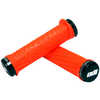 Troy Lee Designs Lock-On Grips Orange/Black