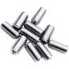 Replaceable Pedal Allen-Pin Set (10 Pack) Silver