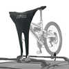 Defender Lycra Bike Cover - Mountain Black
