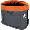 Boulder Chalk Bag Smoke/Orange