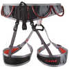 Flint Harness Black/Red