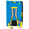 Ninja Crash Pad Blue/Yellow