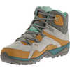 Chaussures imperméables mi-hautes Fluorecein Cassonade