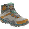Fluorecein Mid Waterproof Light Trail Shoes Brown Sugar