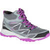 Capra Bolt Mid Waterproof Light Trail Shoes Grey/Purple