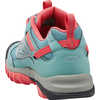 Saltzman Light Trail Shoes Mineral Blue/Rose