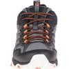 Moab FST Waterproof Light Trail Shoes Black