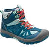Capra Mid Waterproof Shoes Turq
