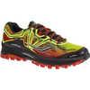 Chaussures de course sur sentier Xodus 6.0 GTX Citron/Rouge