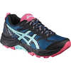 Gel FujiTrabuco 5 Trail Running Shoes Poseidon/Aruba Blue
