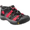 Newport H2 Sandals Black/Racing Red