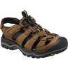 Rialto Sandals Bison/Black