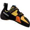 Booster S Rock Shoes Black/Yellow