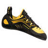 Katana Lace Up Rock Shoes Yellow