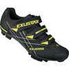 Chaussures de vélo de montagne SM366 Noir/Jaune