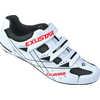 Chaussures de vélo de route SR493 Blanc/Noir