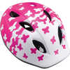Super Buddy Helmet Pink Butterflies