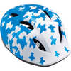 Super Buddy Helmet White/Blue Airplanes