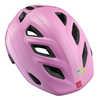 Casque de vélo Elfo Chat rose