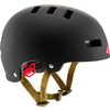 Superbold Helmet Matte Black/Brown