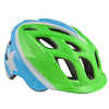 Chakra Bicycle Helmet Green/Blue