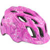 Chakra Bicycle Helmet Purple