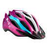 Crossover Helmet pink/cyan