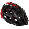 Chakra Plus Cycling Helmet Black/Red