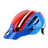 Endur-O-Matic 2 Cycling Helmet Blue/White
