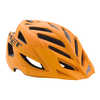 Terra Bicycle Helmet matt orange/black