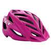 Casque de vélo Terra Rose mat/Cyan