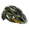 Lupo Bicycle Helmet Military Green/Black