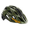 Lupo Bicycle Helmet Military Green/Black