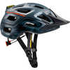 Crossride Cycling Helmet Grey Denim
