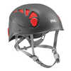 Elios Helmet Grey/Red