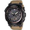 PRW5050BN Watch Black/Tan