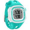 Montre GPS Forerunner 15 avec cardiomètre Sarcelle/Blanc