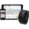Montre de sport avec GPS M400 avec cardiomètre Noir