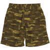 Hoofit Shorts Crocodile Brush Stroke Print