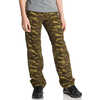 Sidetrack Pant Crocodile Brush Stroke Print