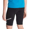 Zigzag Bike Shorts Black